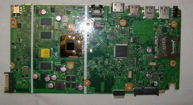 Материнская плата Asus X541SA снята с рабочего ноутбука