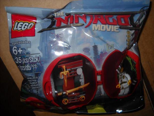 LEGO Ninjago Movie Kapsuła Dojo Kaia NOWA