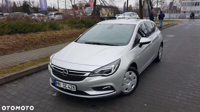 Opel Astra Symboliczny przebieg 19tys/Nvigacja,4xel/szybyNiemiec opłacony