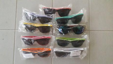 Óculos sol várias cores