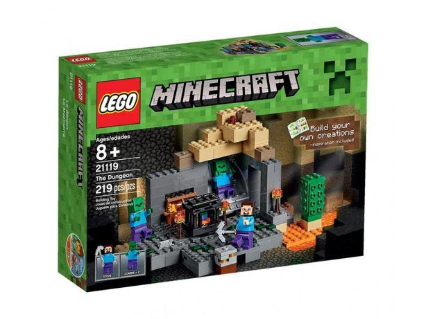 Zestaw Lego Minecraft 21119