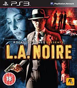 Jogo Ps3 L. A. Noire