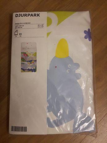 pościel dziecięca IKEA nowa