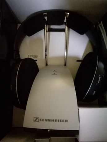 Bezprzewodowe słuchawki Sennheiser RS 120 II - NOWE!!!