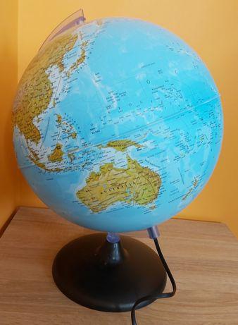 --GLOBUS-- Globus podświetlany