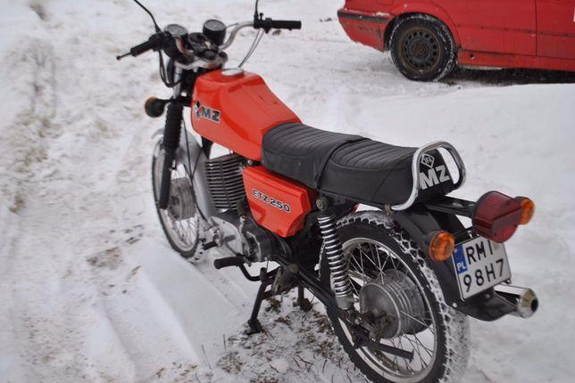 MZ ETZ 250 83r