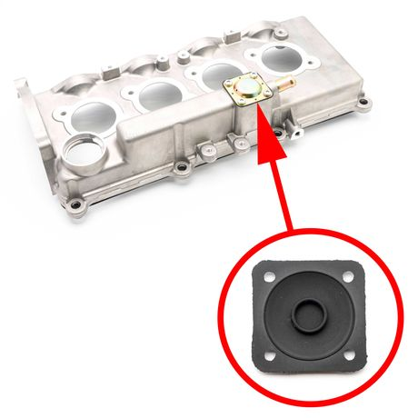 Мембрана клапанной крышки Opel 1.7 CDTI Z17DTH 97363851, 0607898