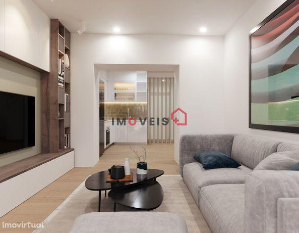 Apartamento T0+1 Duplex NOVO Centro cidade Leiria