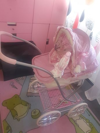 Carrinho de boneca reborn