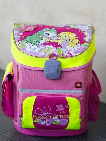 Школьный рюкзак для девочки Lego Horses n Friends