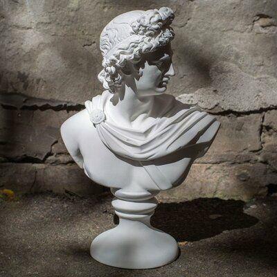 Бюст 50см , статуя Аполлона