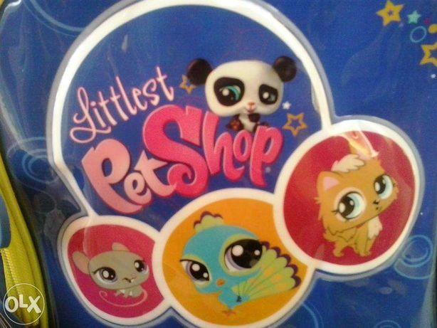 Plecak Littlest Pet Shop nowy