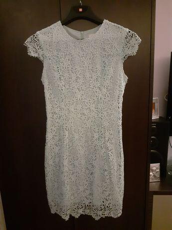 Sukienka z koronki rozm.38