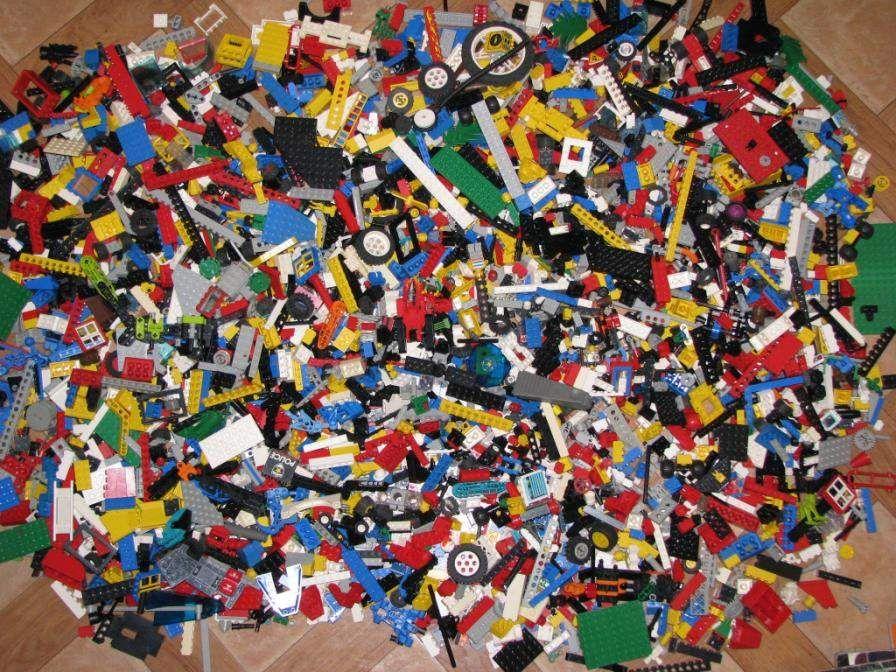 Zestaw Klocki Lego brakujące sztuki do zestawu Bielsko-Biała - image 1