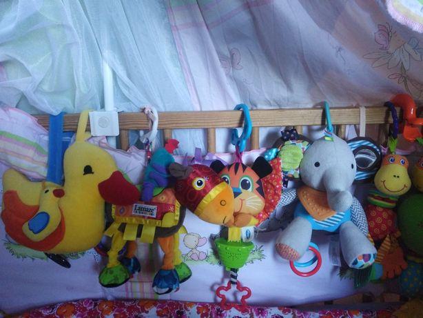 Игрушки Tiny love, skk Baby. Play gro. Lamaze Любая за 100 грн.