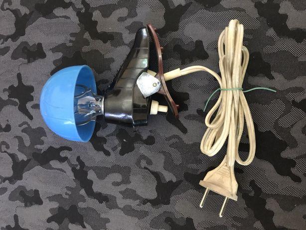 Лампа ночник СССР Футбольный Бутц