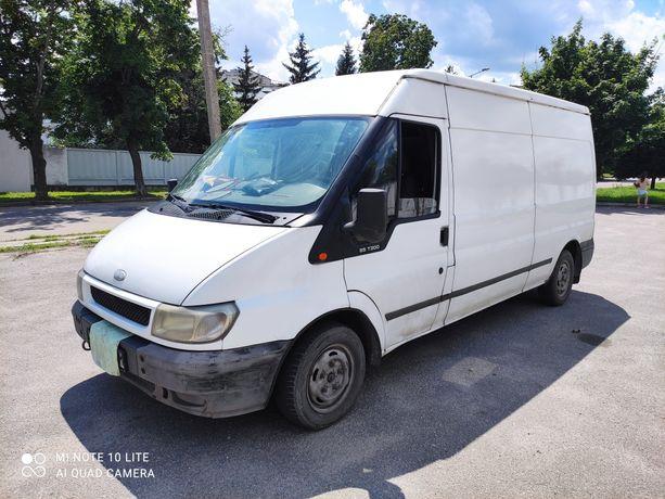 Продам ford transit 2004 бусик, автобус, грузовик