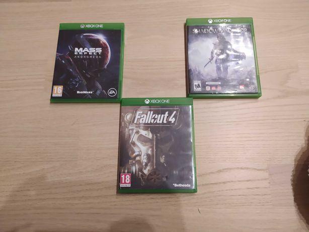 Продам ігри на Xbox one S