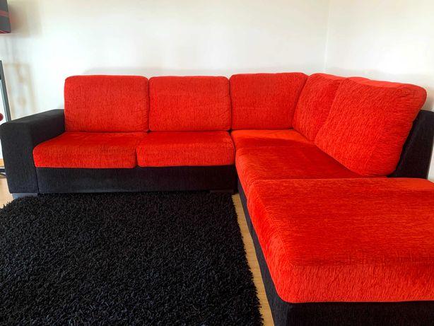 Sofa moderno c/ Chaise Longue