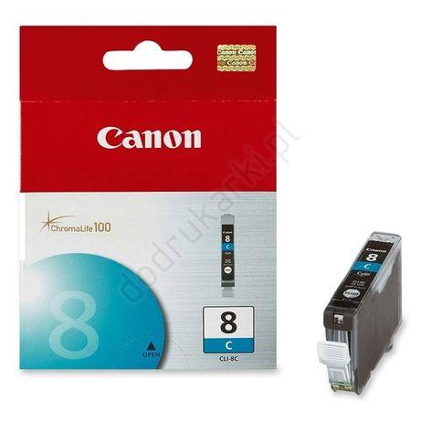 Canon CLI-8C tusz cyan oryginalny 0621B001
