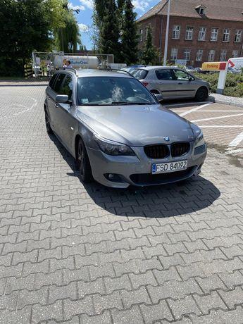 BMW e 61 M-pakiet 3.0 xdrive Model polift