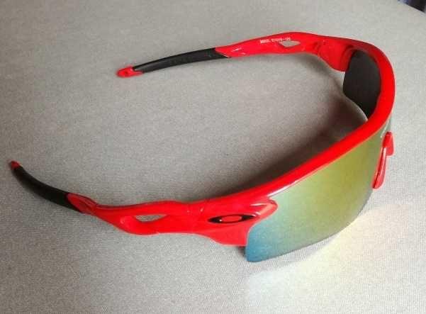 Oculos de sol ciclismo, btt, oakley, running, radar jawbreaker jawbone