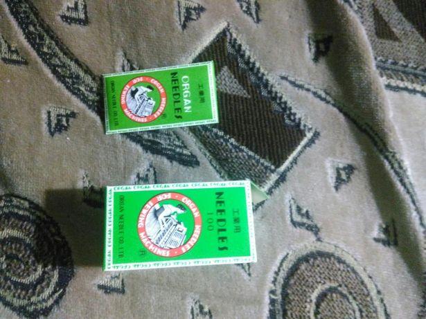 Продам швейные иглы