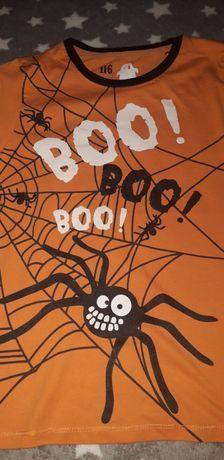 Fajna bluzeczka Cool Club ze Smyka r.116 na Halloween