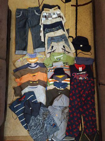 Лот вещей 1-3 года на мальчика! Свитера, джинсы, футболки, шорты