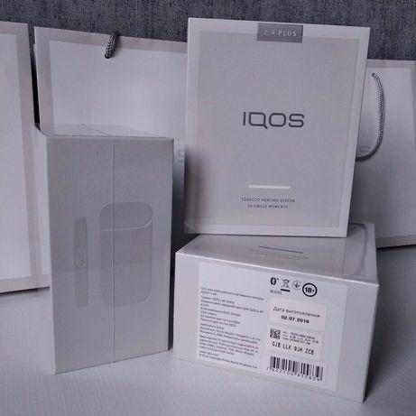 IQOS 2.4+ оригинал, полный комплект, гарантия