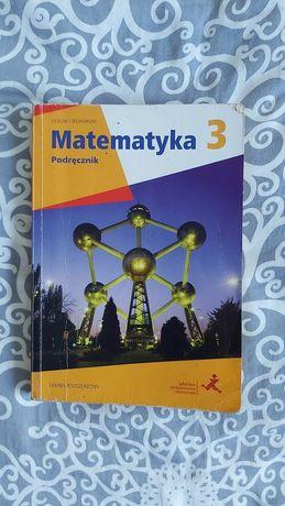Matemtyka 3, podręcznik zakres rozszerzony GWO