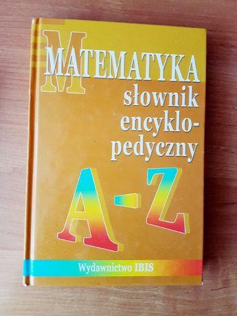 Matematyka słownik encyklopedyczny wydawnictwo IBIS