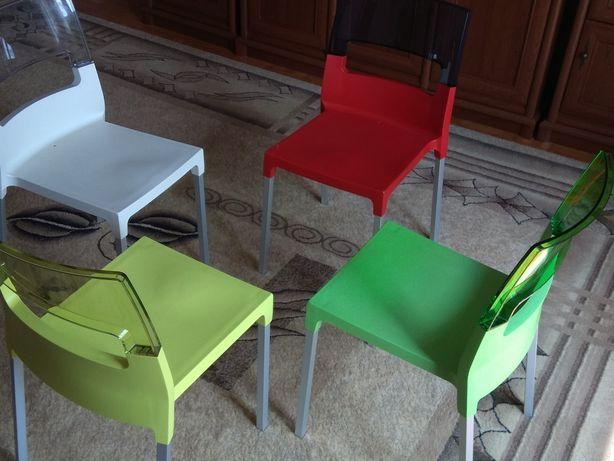 Włoskie krzesła Scab kuchnia , jadalnia,salon, taras
