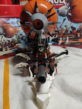 Лего Ниндзяго LEGO NINJAGO  Дирижабль-штурмовик 70603 +подарок