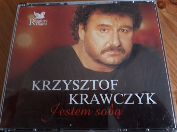 5 CD  Krzysztof Krawczyk Jestem sobą  Readers Digest BMG