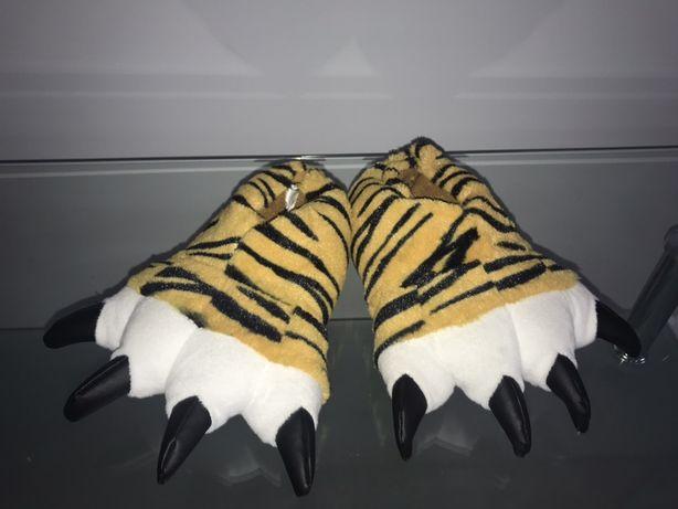 Kapcie tygrysie H&M rozm. 26/27