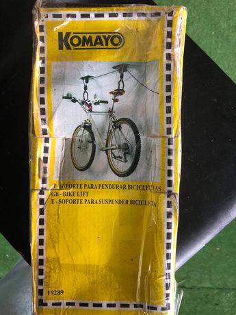 Suporte para pendurar bicicletas