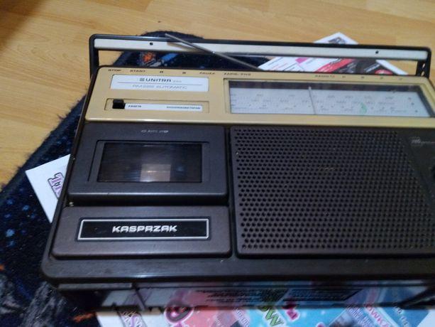 Radiomagnetofon. Kasprzak