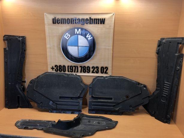 Защита днища BMW X5 E70 захист днища БМВ Х5 Е70 Облицовка днища шрот