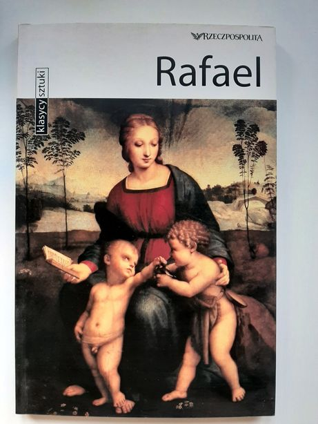 Książka Rafael klasycy sztuki