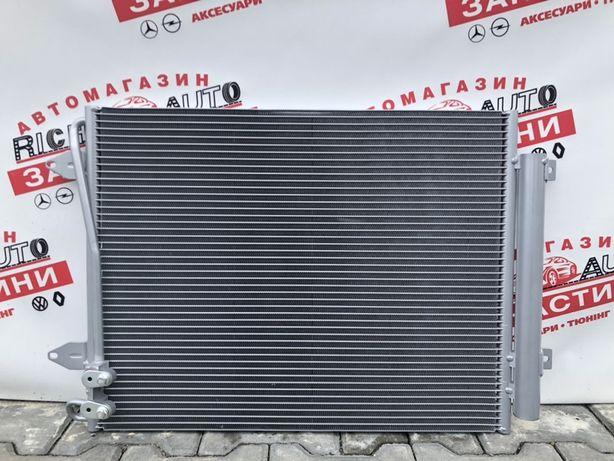 Радиатор кондиционера А/С Volkswagen Passat B7 usa