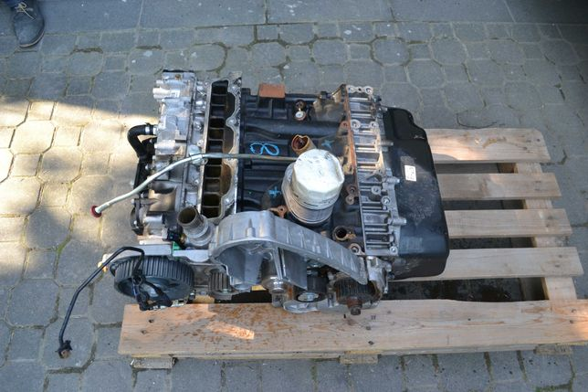 Silnik Fiat Ducato 2.3  2020r  euro 6  15000km