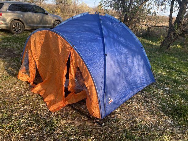 Палатка 3 местная, 2 слоя