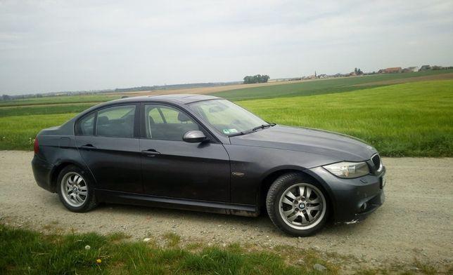 BMW 320d 177koni