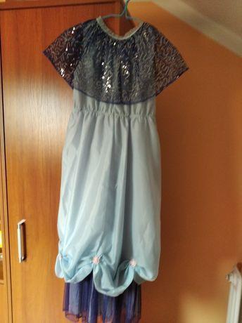 Sukienka Elza z krainy lodu