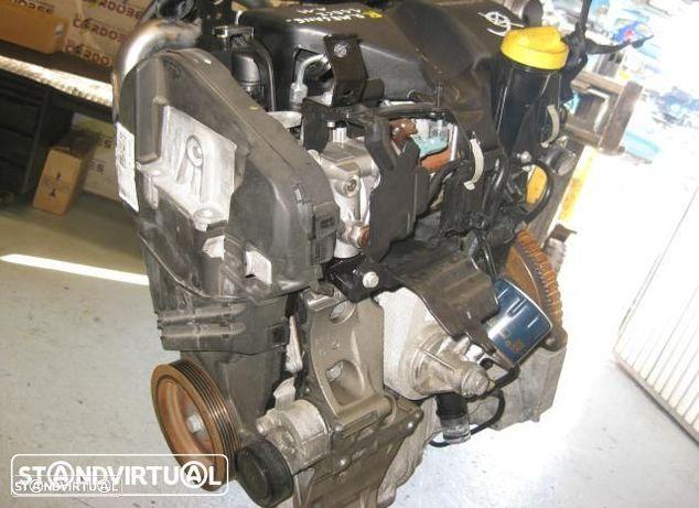 Motor Renault Megane  de 2002 1.5DCI ref- K9K700