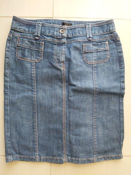 Nowa spódnica jeansowa MEXX rozmiar S.