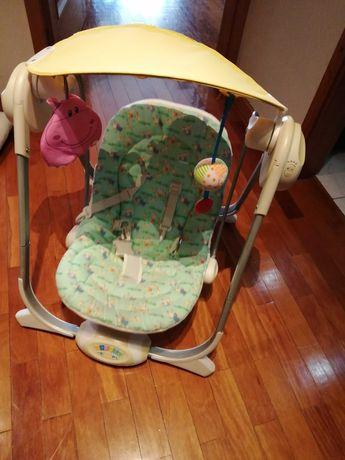 Espreguiçadeira / baloiço de bebé