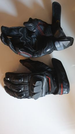 Rękawiczki Shima XRS2 jak NOWE r.M
