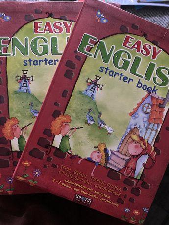 Easy english starter book